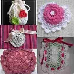 porta jabones tejidos al crochet tutoriales - Buscar con Google