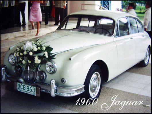 24 best bridal car decoration images on pinterest bridal car vintage bridal car junglespirit Image collections