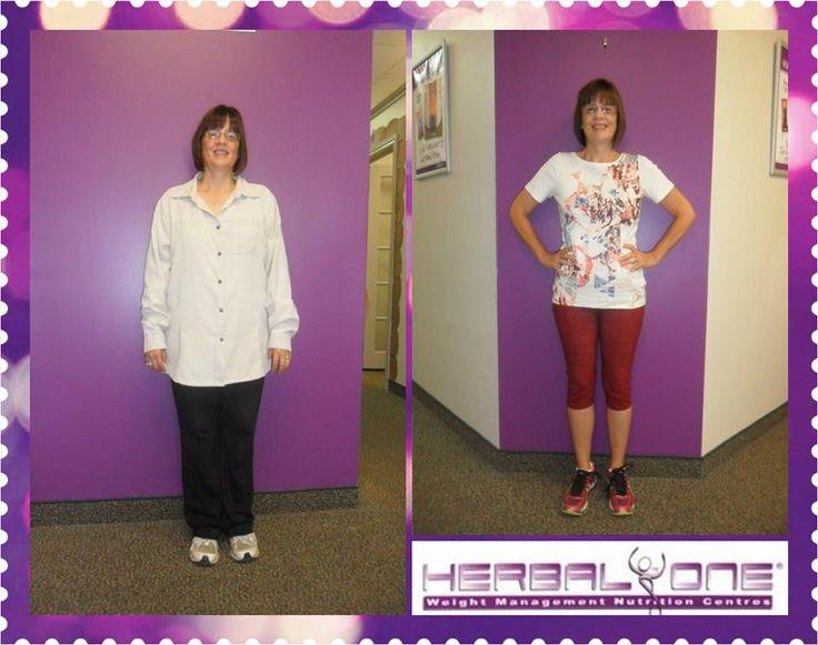 Allison lost 30 lbs!! Wow