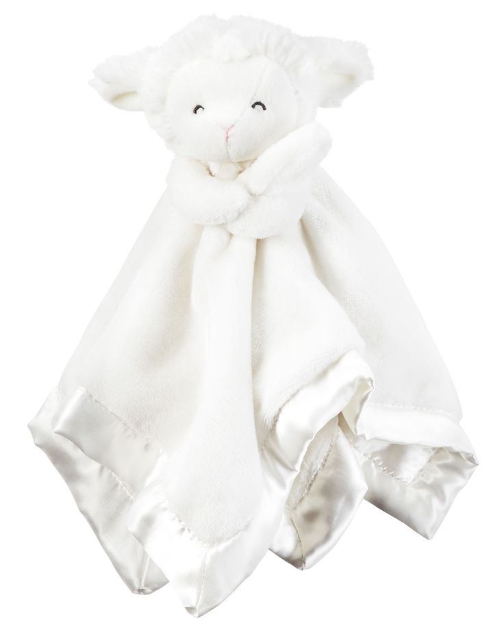 Lamb Security Blanket | Carters.com