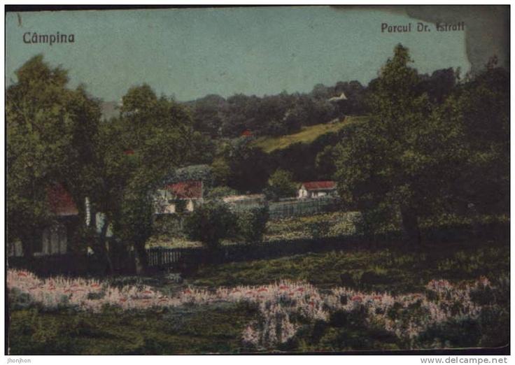 Campina - Parcul Dr.Istrati - 1932