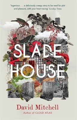 Slade House is kooky, creepy and compelling- read in a day. So good!