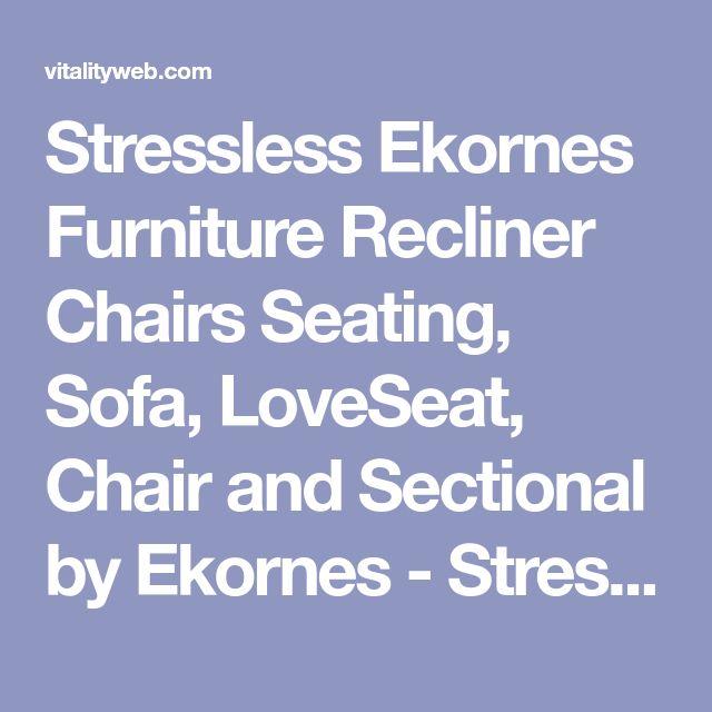 Die besten 25+ Stressless sofa Ideen auf Pinterest | Stressless ...