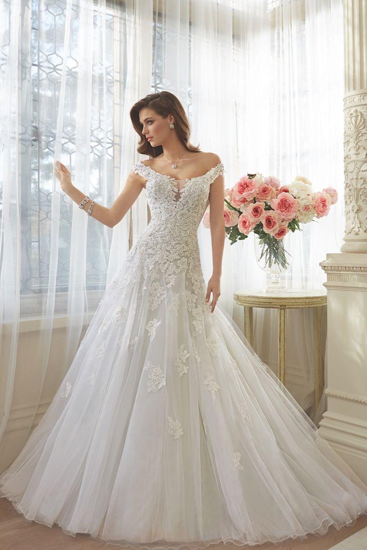 25+ best ideas about New wedding dresses on Pinterest   Sexy ...