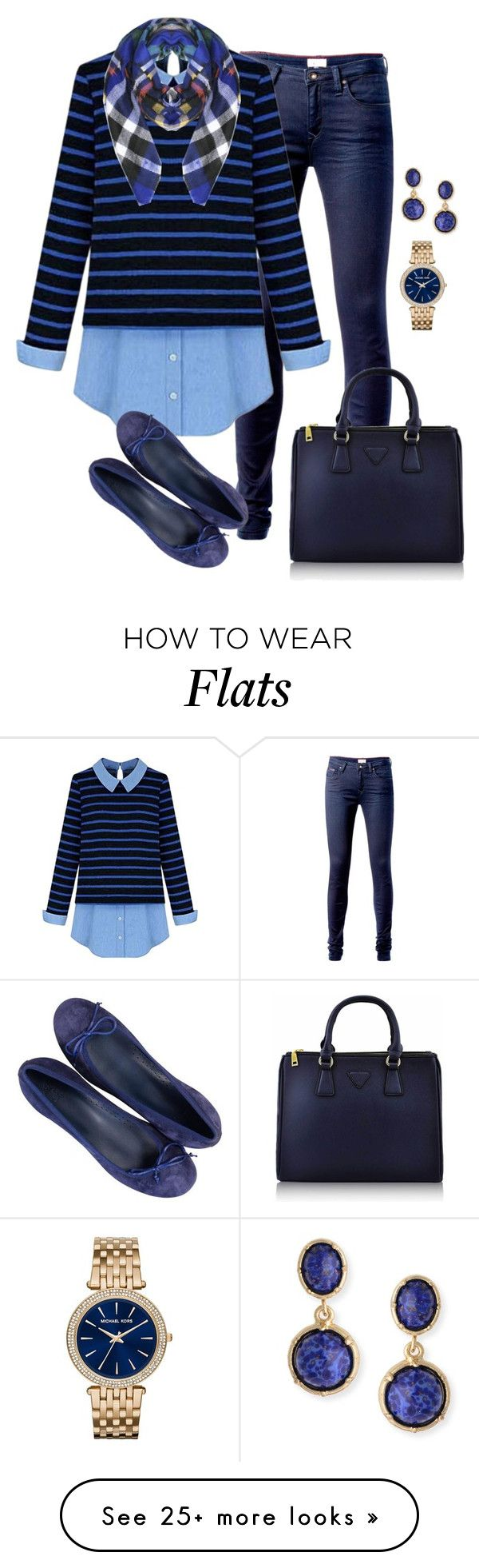 """""""Untitled #1339"""" by beng-gallo on Polyvore featuring Tommy Hilfiger and Michael Kors"""