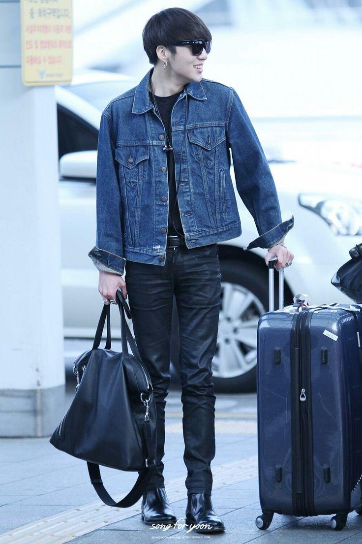 Airport, Kang Seung Yoon #winner #leader #seungyoon #kpop #YG