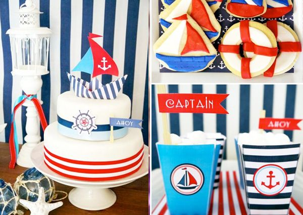 Nautical treats for all!