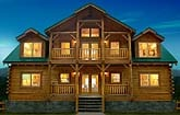 pigeon forge cabins, tn, smoky mountains