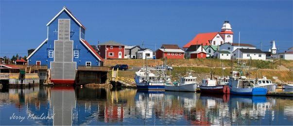 Bonavista Peninsula, Newfoundland, Canada