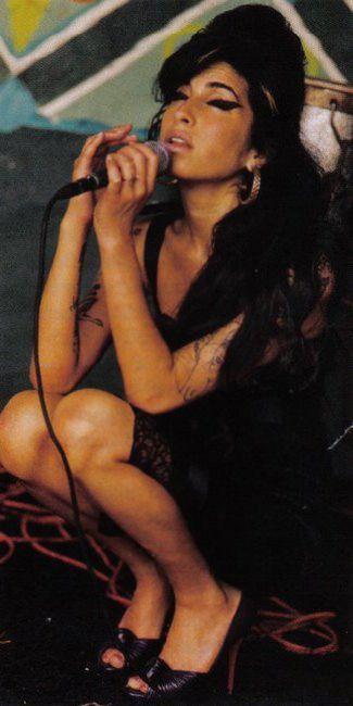 Amy, conexão perfeita entre música e alma!