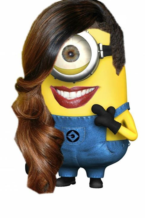 rhiana hair styles 2306 best images about i minions on days 7409