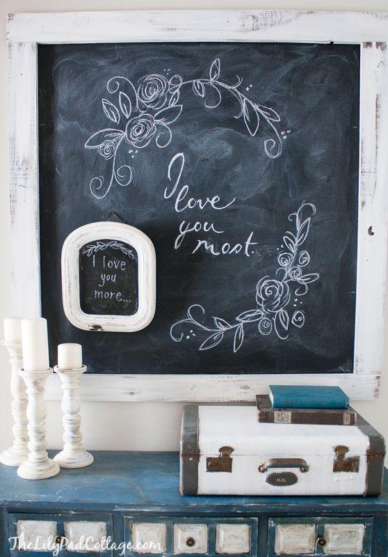 17 best ideas about chalkboard border on pinterest