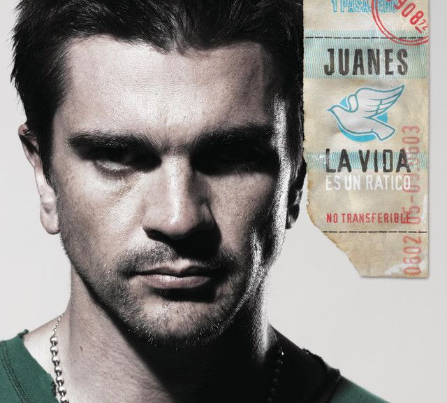 """Gotas De Agua Dulce"" by Juanes was added to my Descubrimiento semanal playlist on Spotify"