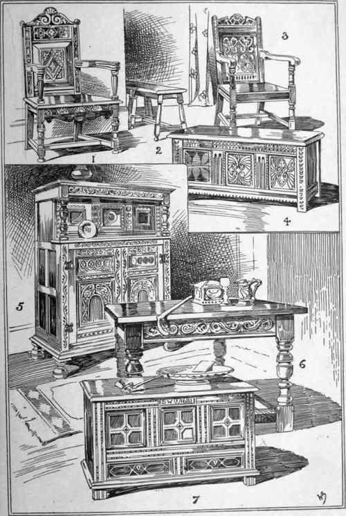 Jacobean · Furniture StylesFurniture DesignEnglish ...