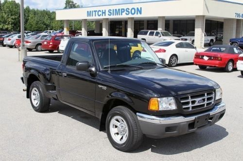 2002 FORD RANGER XLT STEP-SIDE  1-OWNER GEORGIA TRUCK  4-CYL AUTO  CLEAN TRUCK!!, US $7,900.00, image 1