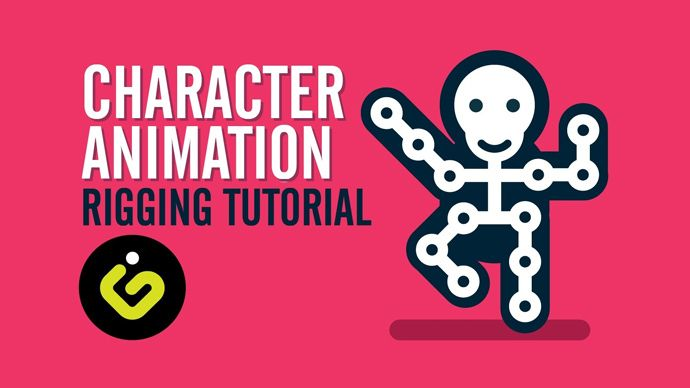 Illustrator and After Effects – Easy Character Rigging with Duik Tutorial