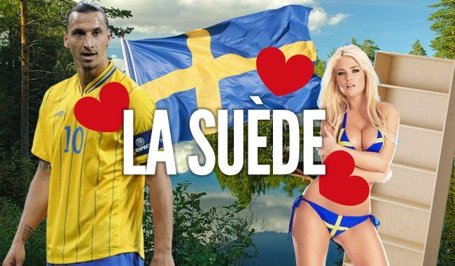Top 10 des preuves que la Suède ça claque (autrement dit cest le meilleur pays du monde)