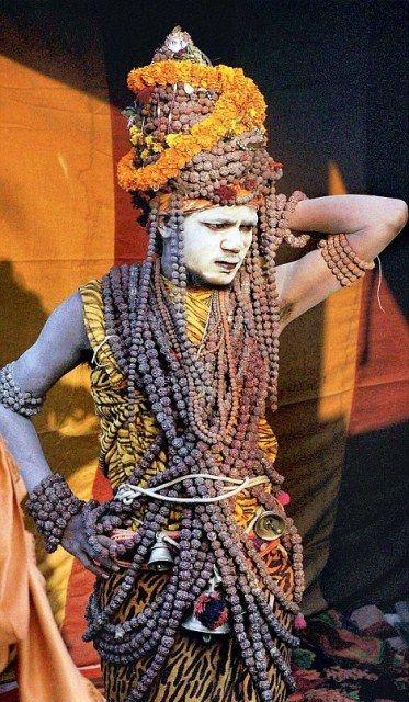 Kumbh Mela: Pictures from the world's largest festival as 10million pilgrims in the Ganges for Kumbh Mela