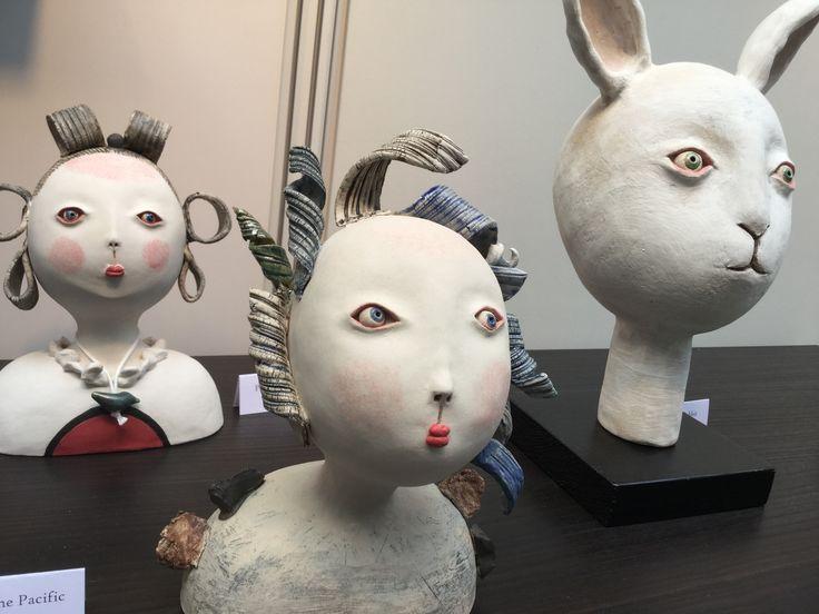 Midori Takaki - Ceramic Art London 2016