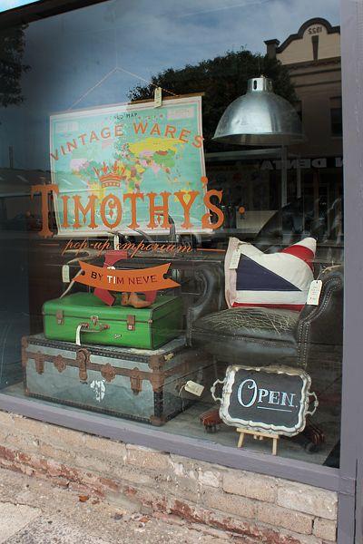 Tim Neve Vintage Wares