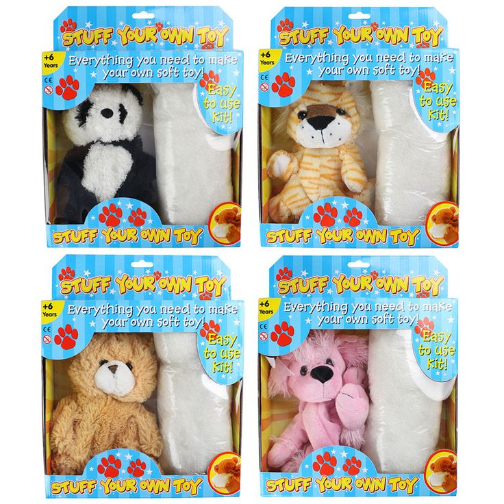 make your own teddy bear template - stuff make your own teddy bear kit craft toy soft kids