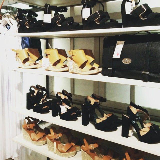 @stradivarius New Collection  LOVE these shoes! #zeppe #stradivarius #solocosebelle