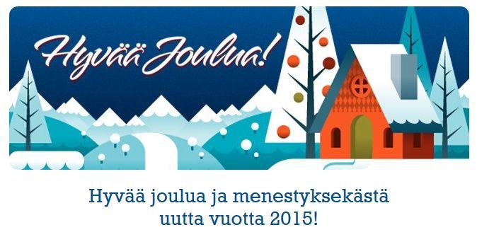 Haluamme kiittää asiakkaitamme kuluneesta vuodesta ja toivottaa rauhaisaa ja virkistävää joulunaikaa.  MPS Prewise on luonut talvisen palapelin, jonka kokoamalla näkee, mihin tärkeään kohteeseen MPS-Yhtiöt on suunnannut joulumuistamisensa tänä vuonna, peli nähtävissä täältä http://urly.fi/kFw