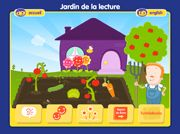LOVE this site! Created for French-speaking children, helps students practice reading and phonetics and it's fun.