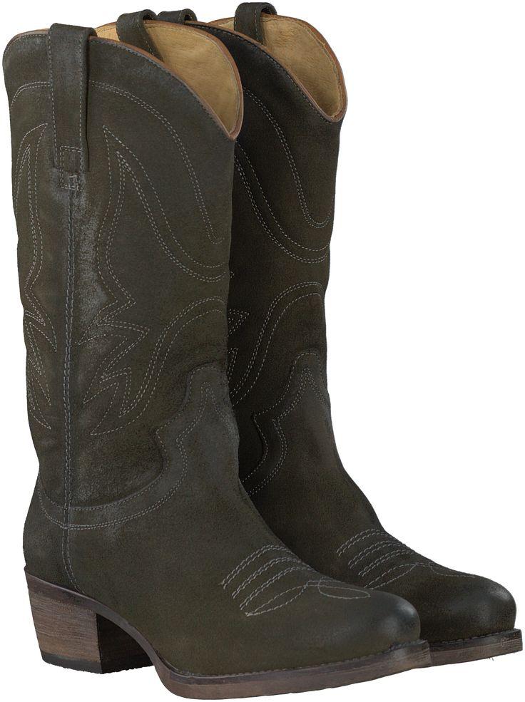 Groene Omoda Lange laarzen 850CP