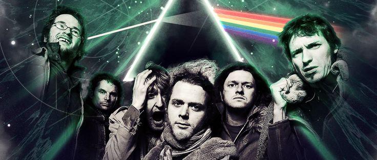 """The Magical Mystery Band plays Pink Floyd"" bei der Ostsee-Revue 2017 in #Barth | Events in Vorpommern | haus neuer medien"