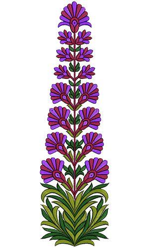 Kali Embroidery Design 12786