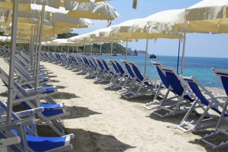 Le Rosette Resort Village **** MARE Una spiaggia privata