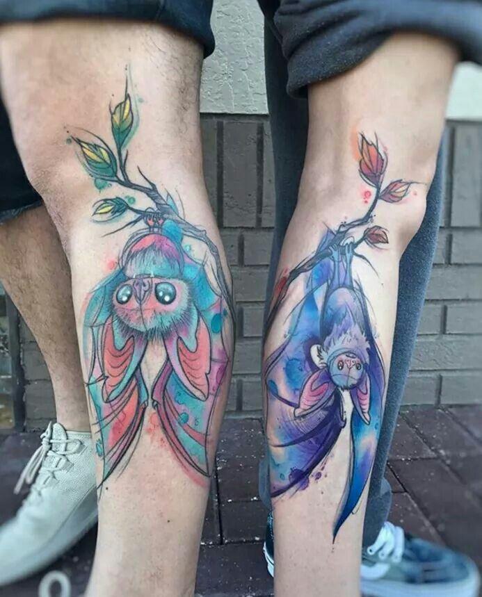 Best 25 bat tattoos ideas on pinterest chest tattoo bat for Bat sleeve tattoo