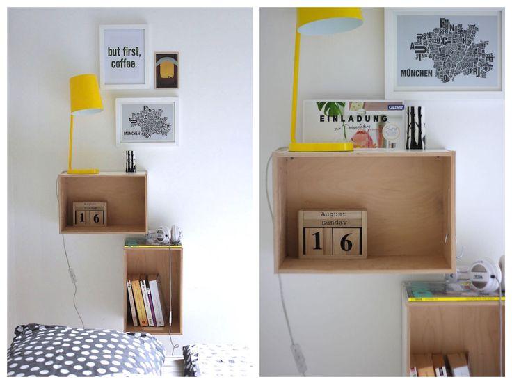 1000 ideas about wandregal ikea on pinterest dvd aufbewahrung wandregal and wall shelves. Black Bedroom Furniture Sets. Home Design Ideas