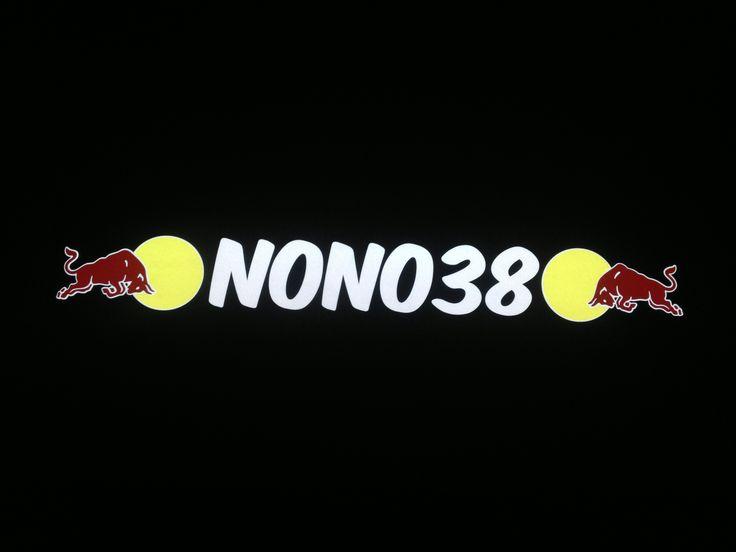 Plaque prénom camion Nono38