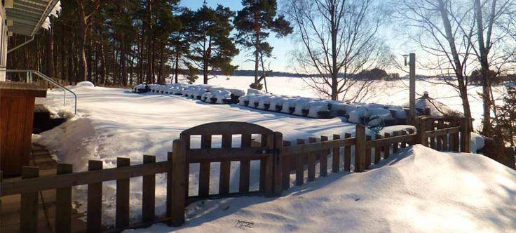 Stansvik, utifrån inte så imponerande hus, mer ser sött ut inifrån o fin utsikt.