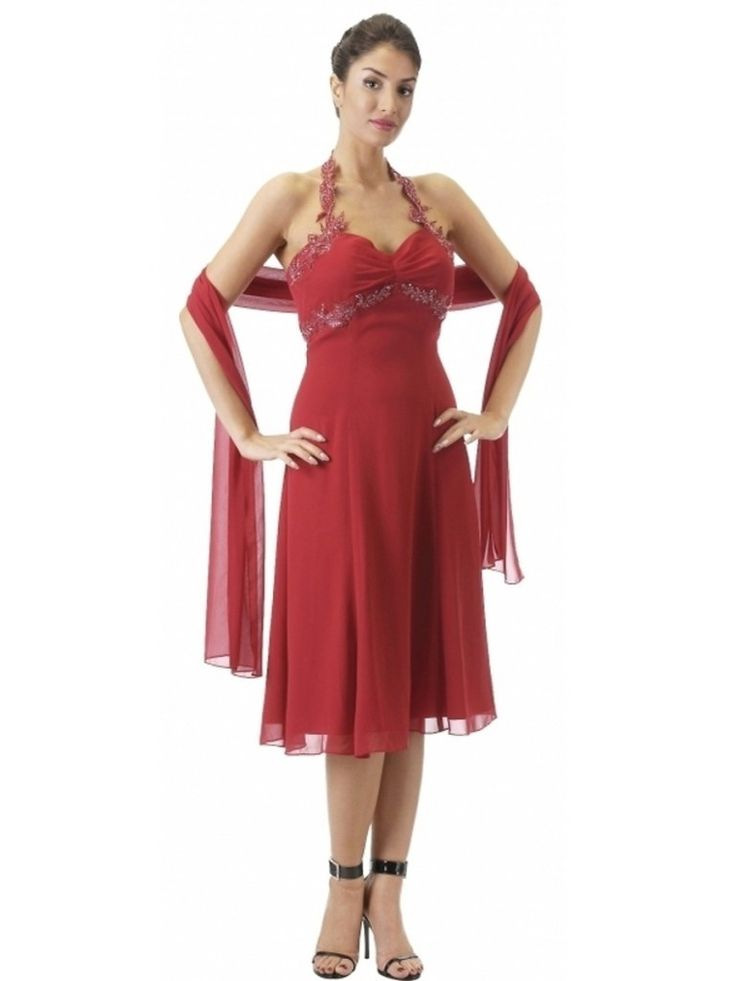 25 Best Ideas About Red Wedding Guest Dresses On Pinterest