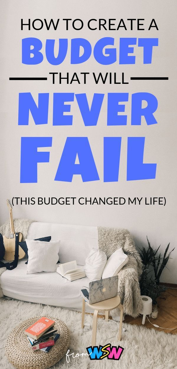 How To Make A Budget That Will Never Fail Regardless Of Your Income