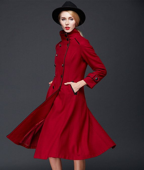 red by Irina on Etsy