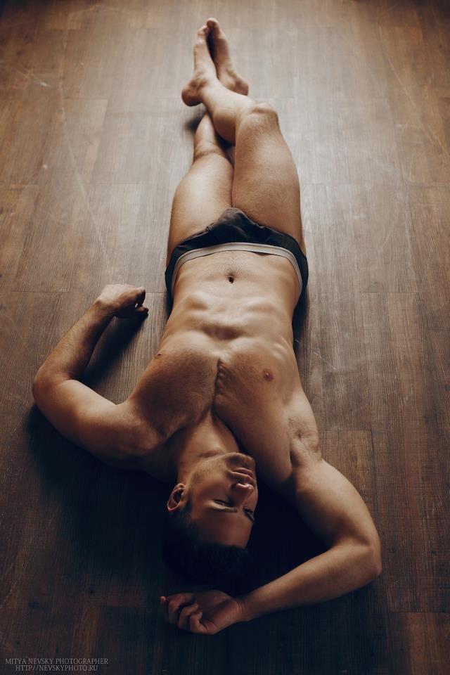 Male Sexy Sleep Cloth 56