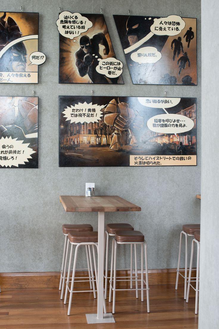 C1 Espresso, Christchurch, featuring SKOPE Pegasus undercounters