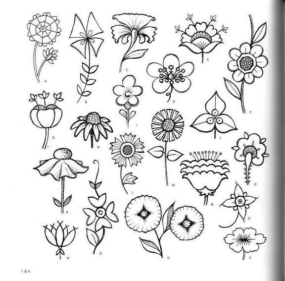 Цветы рисунок картинка