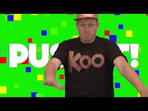 ▶ Koo Koo Kanga Roo - Dinosaur Stomp: Dance-A-Long Video - YouTube