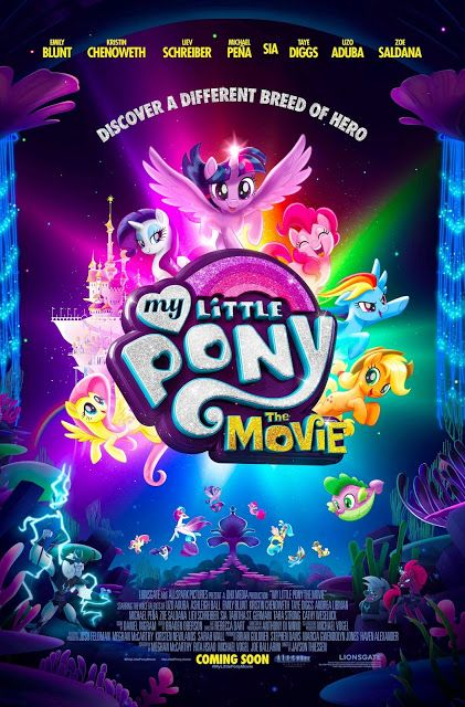 Letupita725HD: My Little Pony: The Movie
