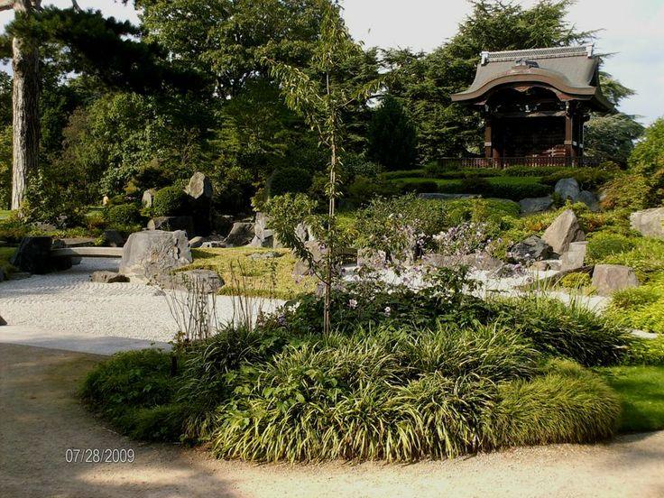 Fra en hage i Japansk stil