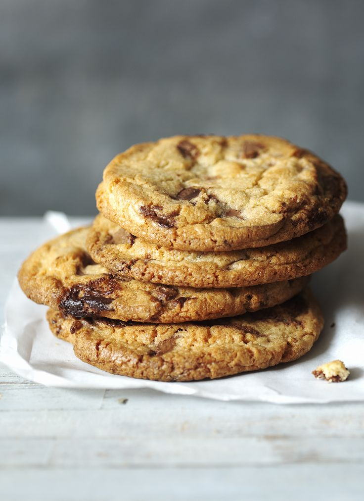 gooey homemade chocolate chip cookies for So beholdmy chewy gooey chocolate chip cookies  i used this this recipe as  a foundation and adapted to make it a little more #lfa friendly.