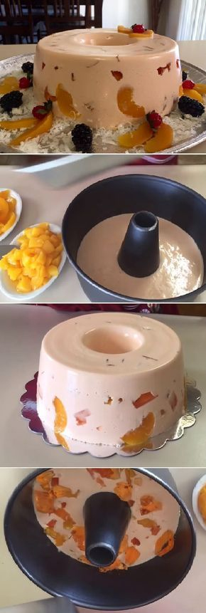 ngredientes: – da gelatina: – 1 pacote de pó para gelatina de pêssego – 200 ml de água – 300 ml de iogurte de pêssego light – dos pêssegos: – 1-1/2 xícara de pêssegos frescos, firmes, em cubinhos, sem a pele (descasque-os c/descascador de legumes) – 2 xícaras de água – 2/3 de xícara de…