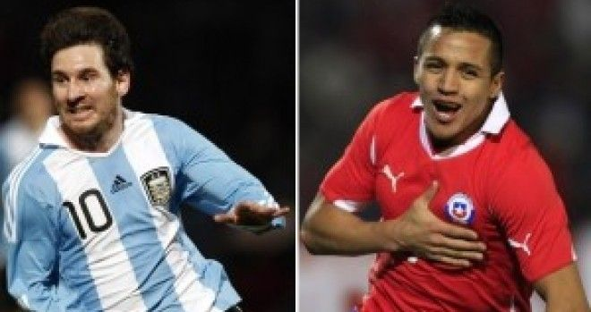 Chile vs Argentina 07/04/2015 Copa America Final Preview, Odds and Predictions