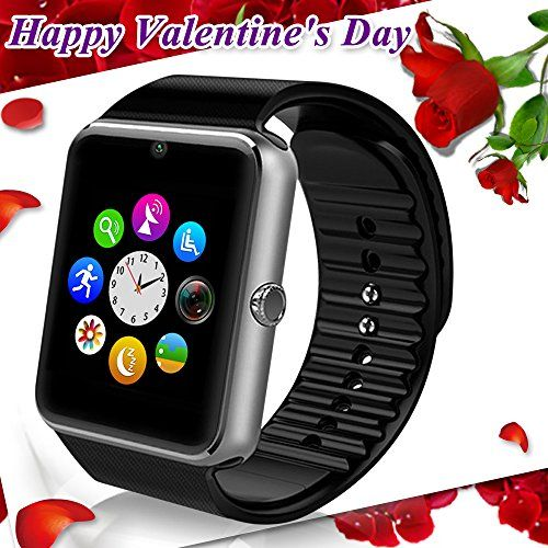 StarryBay Sweatproof Smart Watch Phone for iPhone 5s/6/6s and Android 4.2 & up SmartPhones http://bit.ly/1Os2RqM