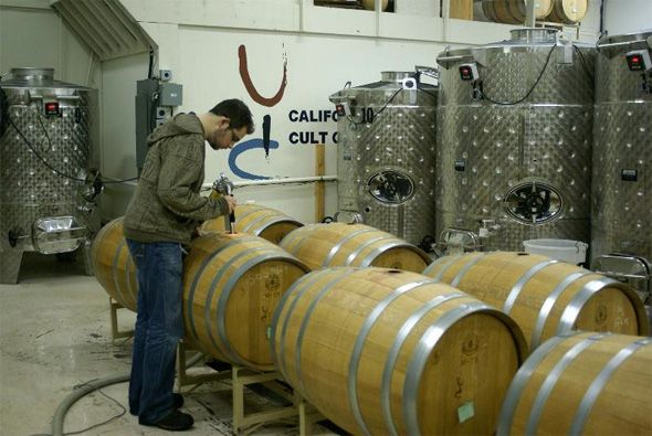 Pin On Cavallo Winery